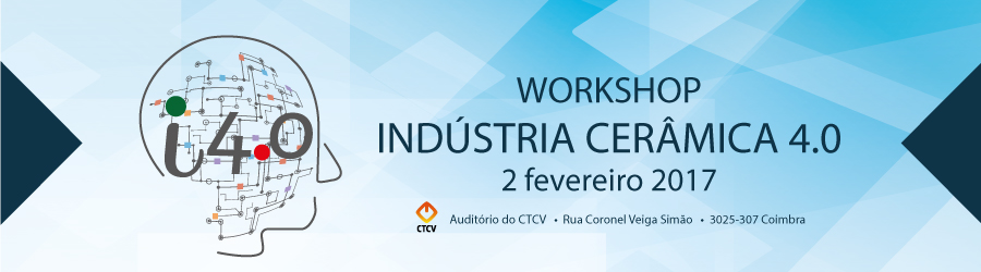 Workshop: Industria 4.0 é tema da iniciativa do CTCV